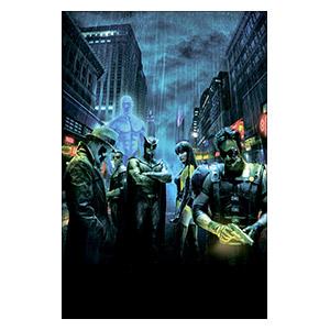 Watchmen. Размер: 40 х 60 см
